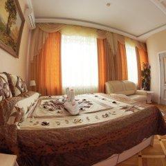 Гостиница Императрица Номер Делюкс с разными типами кроватей фото 19