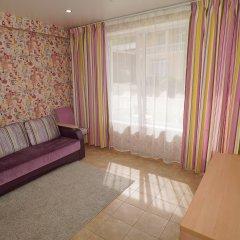 Парк-отель ДжазЛоо 3* Стандартный семейный номер с разными типами кроватей фото 13