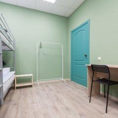 Хостел Story Кровать в женском общем номере двухъярусные кровати фото 3