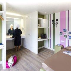 Отель Camping Village Roma Улучшенный номер с различными типами кроватей фото 5