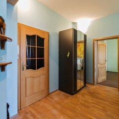 Апартаменты Luxury Voykovskaya Улучшенные апартаменты с разными типами кроватей фото 10