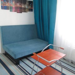 Мини-Отель Global Sky Стандартный номер с различными типами кроватей фото 16