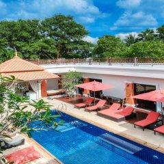 Отель Villa Laguna Phuket 4* Бунгало с различными типами кроватей фото 15