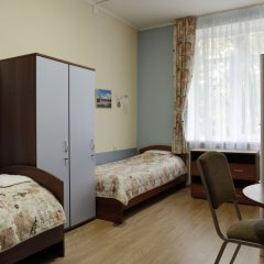 Хостел Останкино Кровать в общем номере с двухъярусными кроватями фото 3