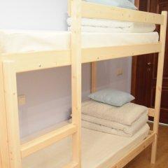 Хостел Capsule Arbat 25 Кровать в общем номере