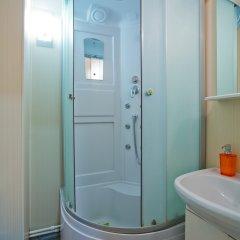 Хостел GORODA Номер с различными типами кроватей (общая ванная комната)