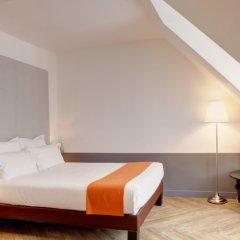 Отель Contact ALIZE MONTMARTRE 3* Улучшенный номер с различными типами кроватей фото 2
