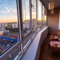 Апартаменты Академия балкон