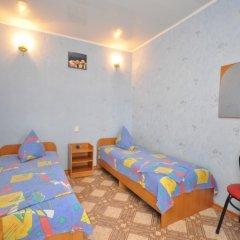 Гостевой Дом Золотая Рыбка Стандартный номер с различными типами кроватей фото 24