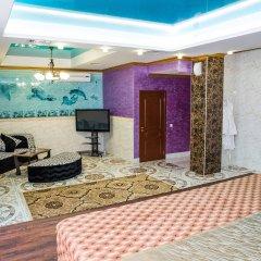 Гостиница Малибу Люкс с разными типами кроватей фото 17