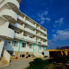 Мини-отель Пансионат Белый парус вид на фасад фото 4