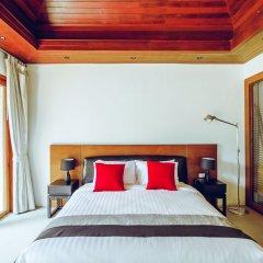 Отель Villa Laguna Phuket 4* Бунгало с различными типами кроватей фото 4