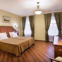 Отель Гоголь 4* Стандартный номер фото 11