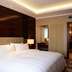 Отель LOTTE City Tashkent Palace Узбекистан, Ташкент - 2 отзыва об отеле, цены и фото номеров - забронировать отель LOTTE City Tashkent Palace онлайн комната для гостей