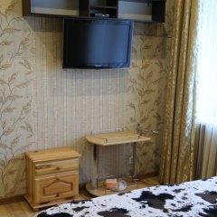 Гостиница Диамонд Стандартный номер с различными типами кроватей фото 6