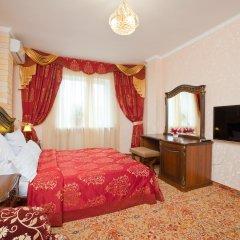Гостиница Гранд Уют 4* 1-я категория Номер Стандарт двуспальная кровать фото 5