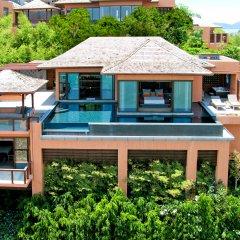 Sri Panwa Phuket Luxury Pool Villa Hotel бассейн фото 12