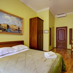 Клуб-Отель Питерская Номер Комфорт с двуспальной кроватью фото 5