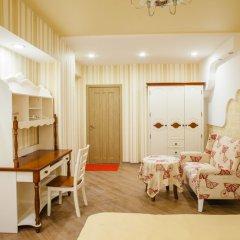 Мини-отель London Eye Улучшенный номер с различными типами кроватей фото 10