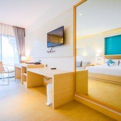 Курортный отель Crystal Wild Panwa Phuket 4* Номер Делюкс с различными типами кроватей фото 2