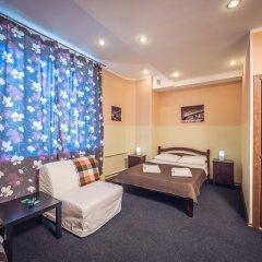 Мини-гостиница Авиамоторная 2* Номер Комфорт с различными типами кроватей фото 6