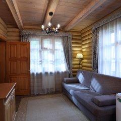 Гостиничный комплекс Сосновый бор Коттедж с различными типами кроватей фото 4