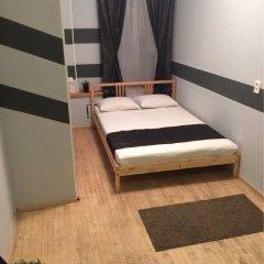 Мини-Отель Компас Номер с общей ванной комнатой с различными типами кроватей (общая ванная комната) фото 37