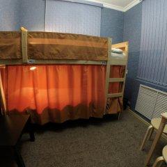 Гостиница Майкоп Сити Кровать в общем номере с двухъярусной кроватью фото 18