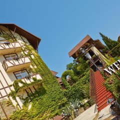 Гостиница Вэйлер вид на фасад фото 2