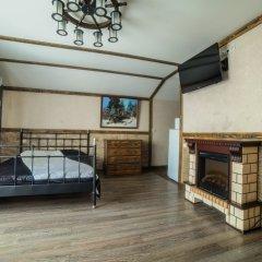 Гостиница Теремок Заволжский Люкс разные типы кроватей фото 6