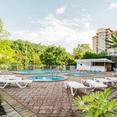 Гостиница Garden Hills в Сочи 9 отзывов об отеле, цены и фото номеров - забронировать гостиницу Garden Hills онлайн бассейн фото 2