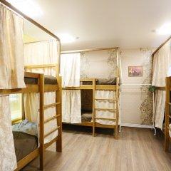 Хостел Рус - Иркутск Кровать в мужском общем номере с двухъярусной кроватью фото 4