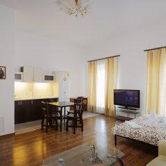 Апартаменты Дерибас Улучшенный номер с различными типами кроватей фото 25