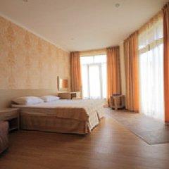 Гостевой Дом На Черноморской 2 Люкс с различными типами кроватей фото 5