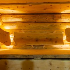 Гостиница Гостевой Дом Panda House в Шерегеше отзывы, цены и фото номеров - забронировать гостиницу Гостевой Дом Panda House онлайн Шерегеш сауна фото 3