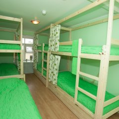 Хостел ВАМкНАМ Захарьевская Кровать в общем номере с двухъярусной кроватью фото 2