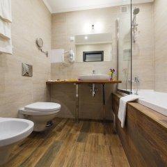 Гостиница Голубая Лагуна Номер Делюкс с различными типами кроватей фото 27