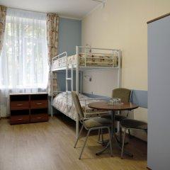 Хостел Останкино Кровать в общем номере с двухъярусными кроватями фото 5