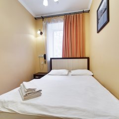 Гостиница Минима Белорусская 3* Номер Комфорт с различными типами кроватей фото 4