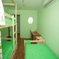 Хостел ВАМкНАМ Захарьевская Номер с общей ванной комнатой с различными типами кроватей (общая ванная комната) фото 2