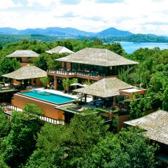 Sri Panwa Phuket Luxury Pool Villa Hotel 5* Вилла с различными типами кроватей фото 66