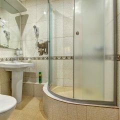 Мини-Гостиница Брусника Щелковская ванная фото 8