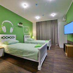Хостел Nice Пенза Номер категории Эконом с различными типами кроватей фото 2