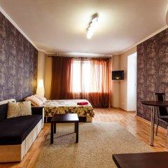 Гостиница Аврора Апартаменты с различными типами кроватей