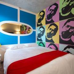 Арт отель Че Стандартный номер с различными типами кроватей фото 2