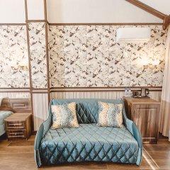 Мини-Отель Вилла Полианна Полулюкс с различными типами кроватей фото 2