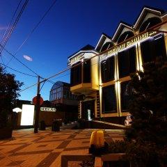 Гостиница Южная Башня вид на фасад фото 5