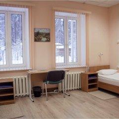 Хостел Бор на Волге Стандартный номер разные типы кроватей (общая ванная комната) фото 4