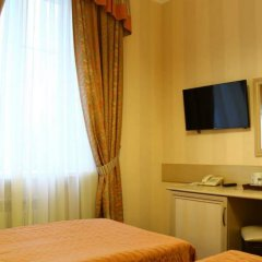 Гостиница Золотой Колос Номер Комфорт разные типы кроватей фото 7