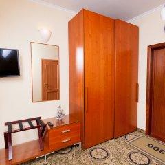 Гостиница Для Вас 4* Стандартный семейный номер с двуспальной кроватью фото 6